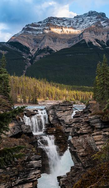 November 26, 2014<br /> <br /> Athabasca Falls<br /> Jasper National Park, Alberta