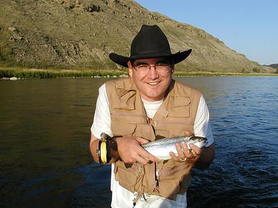 Fishing - Bow River 1