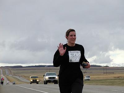 Petrovera Banff Calgary Relay Race