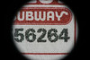 Subway promotional ticket