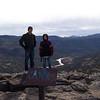 Mika and Jeff at White Rock Canyon.JPG