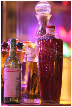 Feb. 10, 2005: Bottles at BP