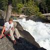 30. Daniel atop Nevada Falls.JPG