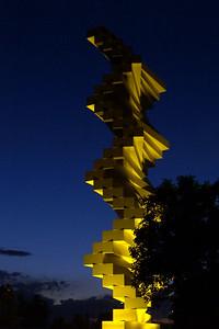 June - Articulated Wall at Denver Design Center