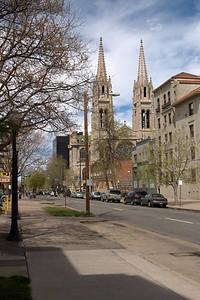April - Colfax Basilica