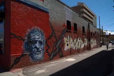 April - Colfax graffiti