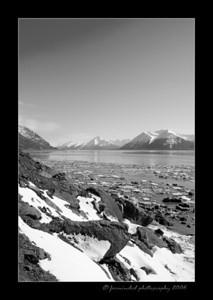 Turnagain Arm Alaska 2006
