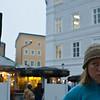 Punsch stand in Salsburg, Austria