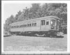 Central Electric Railfans Association fantrip. 7/13/1940.<br /> Car #69 on Iowa State College Campus