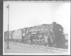 New York Central J class Hudson type. Undated. <br /> <br /> At station in the Chicago area - sign on pole at left reads Location 3