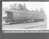 NYC&StL [Nickel Plate Road] double-ended observation car at Elmwood, Ohio.