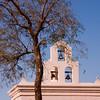 The belltower far from the church