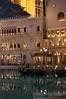 Gondolas at the Venetian, Las Vegas