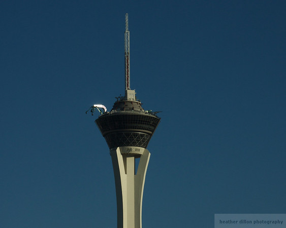 The death rides at the stratosphere.