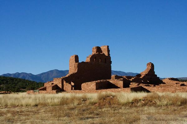 Mission of San Gregorio de Abo, New Mexico