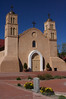 Old San Miguel Mission, New Mexico