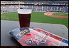 "28Mar08  getting ready for the game.  as I am wont to say, it ain't baseball season until the <a href=""http://carpelumen.smugmug.com/gallery/2656681/1/143289428_d6jY7/Medium"">cup's been awarded</a>.  I did, however, make it to the preseason exhibition game tonight.  I'd report that the Indians defeated the Braves, but by the 6th inning there were no recognizable names on either side of the field.  <a href=""http://carpelumen.smugmug.com/gallery/2530267_2Xcsn/1/139374266_grAEH/Medium"">one year ago,</a> a pollen covered cat.  (cell phone camera)"