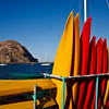 "June 24, 2009<br /> Salty air and bright colors of Morro Bay, Califronia<br />  <a href=""http://en.wikipedia.org/wiki/Morro_Bay"">http://en.wikipedia.org/wiki/Morro_Bay</a><br /> In background you can see Morro Rock - a 176m high volcanic plug."