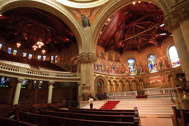 """May 25, 2009<br /> Interior of Stanford Memorial Church<br /> Stanford University campus in Stanford, California<br /> <br />  <a href=""""http://en.wikipedia.org/wiki/Stanford_Memorial_Church"""">http://en.wikipedia.org/wiki/Stanford_Memorial_Church</a>"""