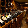 June 28, 2009 <br /> Wine cellar in Nielsen Brothers Market, Carmel-by-the-Sea, CA.<br /> I took this photo in the cellar of small family owned store. Patrick who runs the Wine Shop recommended me a couple bottles of a good wine.
