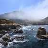 "June 30, 2009<br /> Sequel to my yesterday photo of ""Yellow, Blue and Fog""<br /> Thanks to all for your comments on my yesterday Big Sur image:        <a href=""http://arsky.smugmug.com/gallery/6692574_aAGLD#576980652_MtkDm"">http://arsky.smugmug.com/gallery/6692574_aAGLD#576980652_MtkDm</a><br /> Garrapata State Park, Big Sur, California"