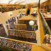 May 27, 2009<br /> Borders bookstore in Palo Alto, CA<br /> I like to spend time in a good bookstore. I can browse books by favorite authors and topics for hours. <br /> But last few years I mostly do this online at amazon.com, especially now with Kindle and e-books. <br /> Still from time to time I go to neighborhood bookstore and indulge myself with paper books in brick and mortar store and double latte.