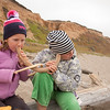 "May 26, 2009<br /> Girls playing at foggy cold beach<br /> Point Reyes National Seashore, CA ( <a href=""http://www.nps.gov/pore/"">http://www.nps.gov/pore/</a> )<br /> Memorial Day weekend"