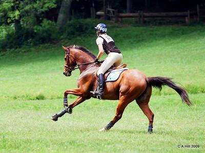 2009 EPN Equine Photography Basics Coursework; Jun-Jul