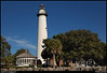 "28Dec09  lighthouse, st simons island,georgia  <a href="""">one year ago.</a>  f/8, 1/1000s, iso 200."