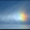 16Feb09<br /> <br /> morning sundog.<br /> <br /> f/22, 1/400s, iso 200.