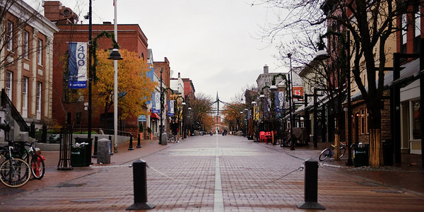 Church St. - Burlington, Vermont
