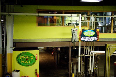 Magic Hat Brewery - Burlington, Vermont