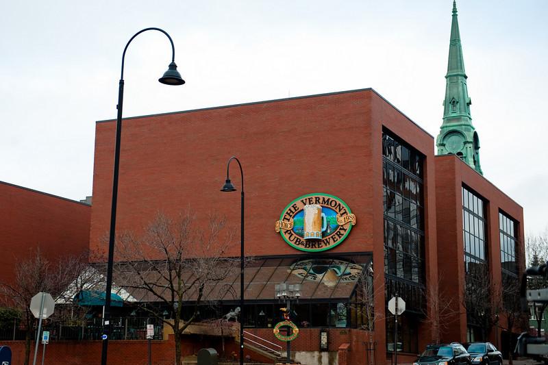 Vermont Brewery - Burlington, Vermont