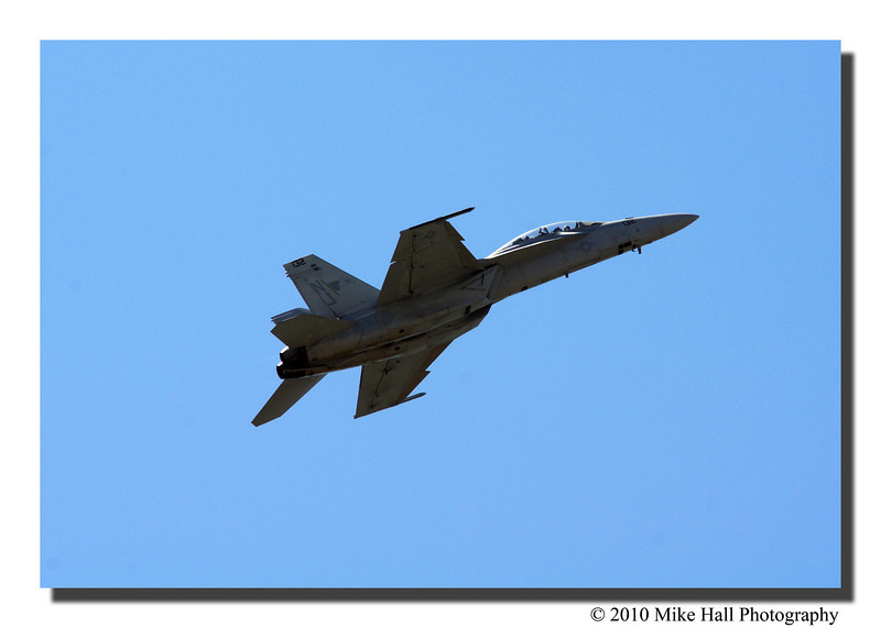 """""""The Super Hornet""""<br /> An awesome sight to see."""