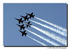 """The Delta Formation""<br /> The pinnacle of precision flying demonstrated by the Blue Angels."