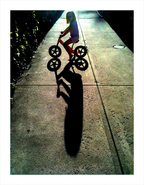 Big kid lil bike - iPhone