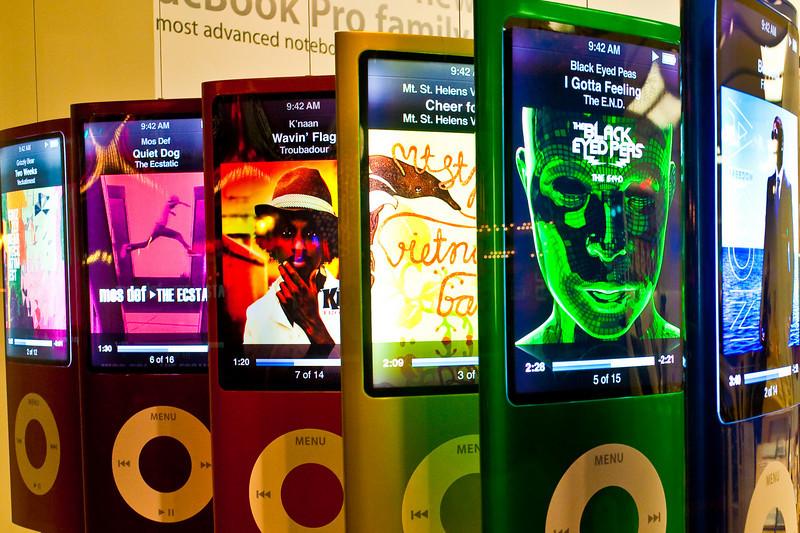 April 14, 2010<br /> iPod Jukebox - Quiet Dog meets Black Eyed Peas