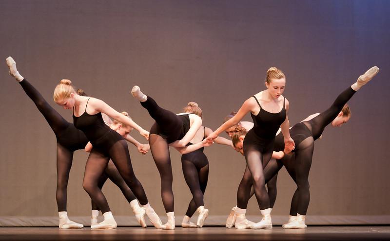 November 13, 2010<br /> <br /> Dancing Together