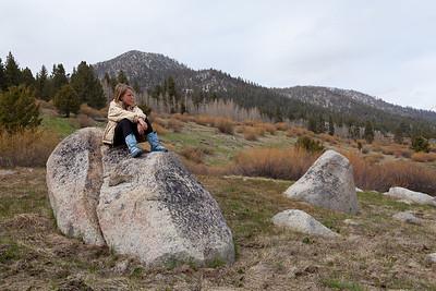 November 17, 2010 My Little Thinker  Hope Valley near Tahoe, California