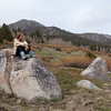 November 17, 2010<br /> My Little Thinker <br /> Hope Valley near Tahoe, California