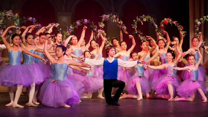 June 18, 2010<br /> It's good to be a boy!!<br /> <br /> The Only Boy in Ballet Class.
