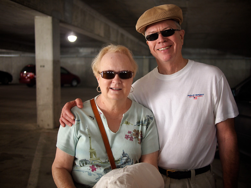 June, 2010<br /> <br /> My awesome in-laws on our trip to South Dakota.