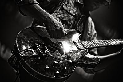 January, 2010  Matthew Smith's guitarist, Kenny Hutson, Jr.