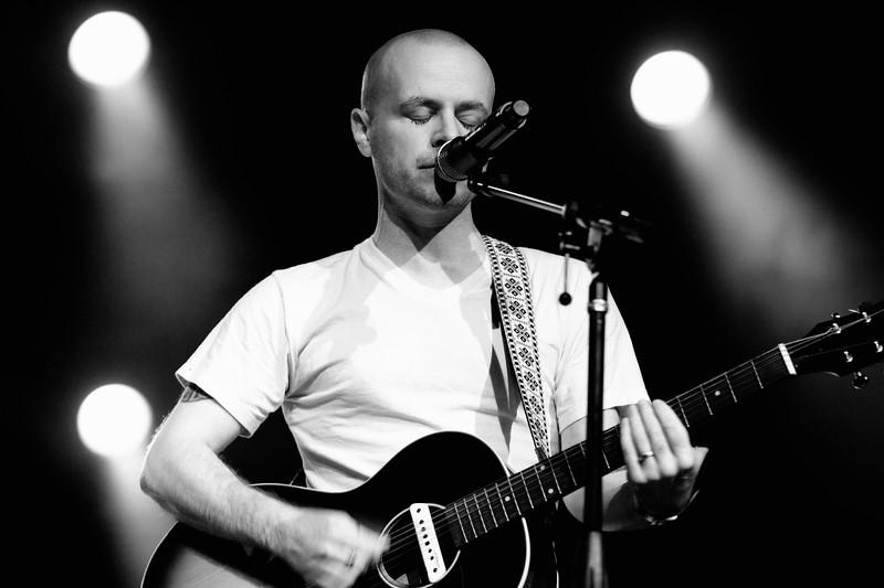 October, 2010<br /> <br /> Derek Webb in concert at Second Baptist in Houston.
