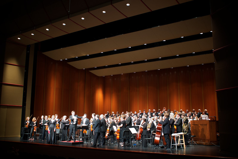 May, 2010<br /> <br /> Houston Masterworks - an amazing choir my Dad sings in - performs a concert dedicated to my Mom at Houston Baptist University.