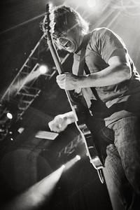 June, 2010  Michael Razmandi playing guitar at Sr. High Beach Retreat in Gulf Shores, Alabama.