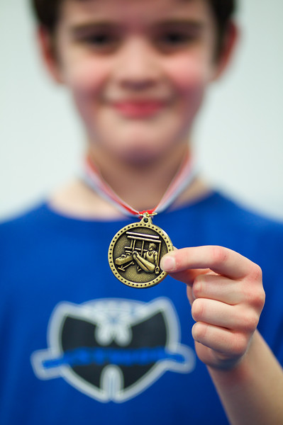 February, 2010<br /> <br /> Micah wins first place in his gymnastics meet.