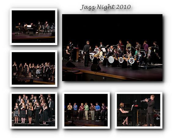 NCHS Jazz Night 2010