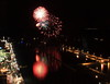 September 5 2010 Fireworks over Navy Pier<br /> <br /> I shot this last night from the 41st floor of Lake Point Tower, facing East. In the lower left you can see part of Navy Pier where I took those recent skyline photos.  Shooting fireworks, I think, is always problematic - it involves a lot of guesswork.  Although I do see some great shots of just the fireworks I usually like ones best that include some of the surroundings.<br /> <br /> Have a great Sunday.