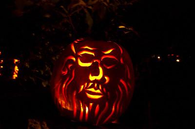 The Great Jack O'Lantern Blaze